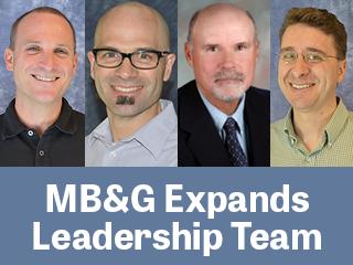 MB&G Executive team