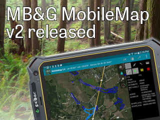 MobileMap Android Application