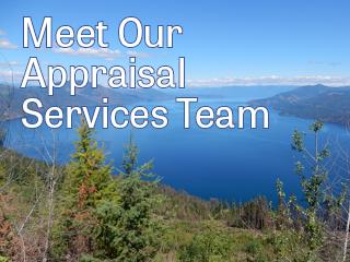 Meet our appraisal service team