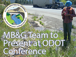 MB&G to present at ODOT Geo-Environmental conference