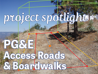 MB&G works on PG&E projects