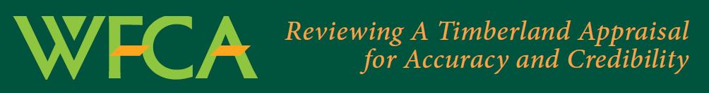 Timberland Appraisal Seminar Header