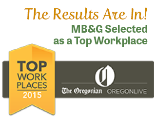 MB&G awarded Top Workplace
