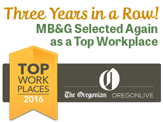 MB&G Top Workplace