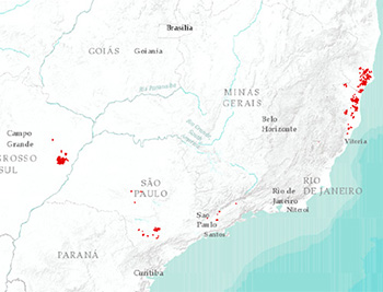 Brazil Forestland Acquisition