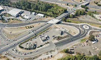 ODOT OR 213 & I-205-Redland Road Overcrossing
