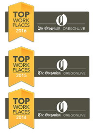 Oregonian Top Workplace