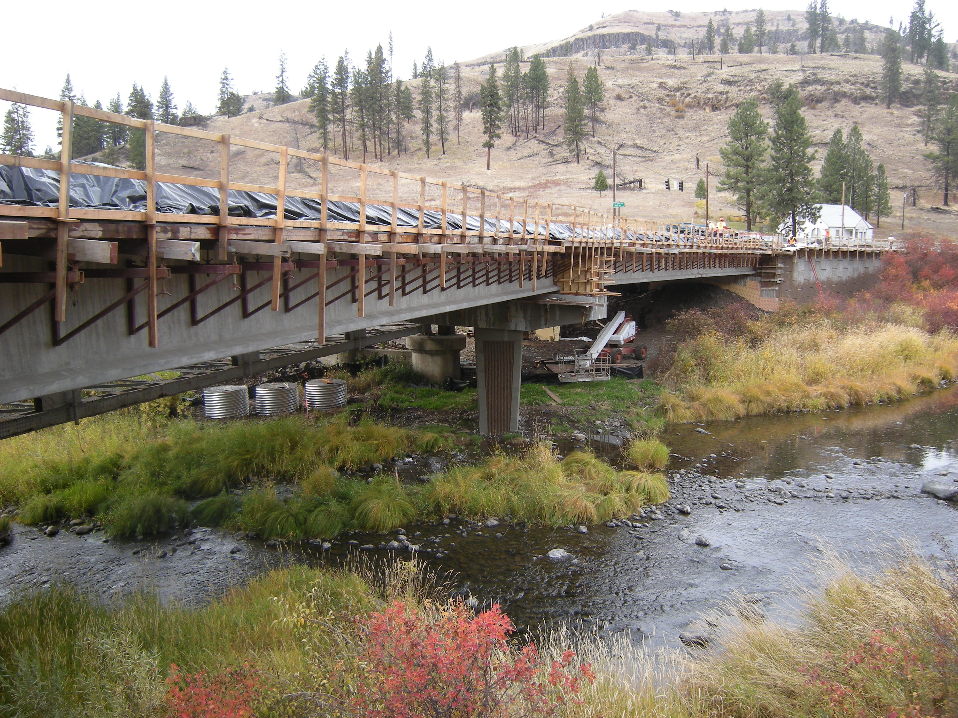 US 395: McKay Creek – Silvies Slough (Bundle 414) Design Build Project