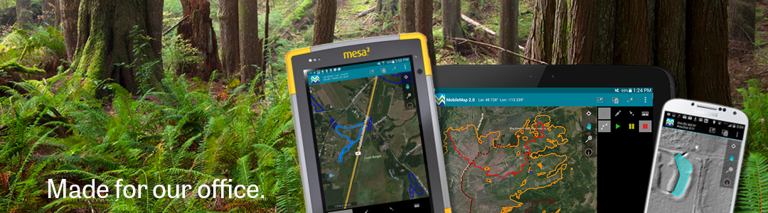 MobileMap - Offline GIS Mapping