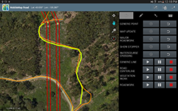 PG&E Access Roads Conditions Sampling