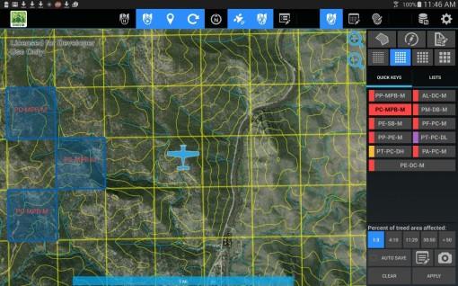 Digital Mobile Sketch Map